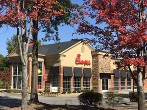 Mall of Georgia on Buford Drive
