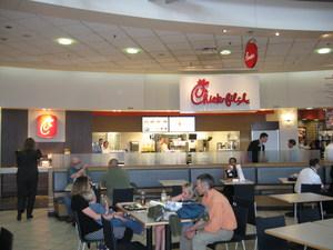 Minneapolis - Saint Paul Intl Airport-Concourse C