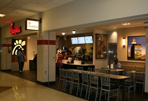 Hartsfield-Jackson Atlanta Int'l Airport - Conc C