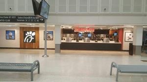 Houston George Bush Inter'l Airport - Terminal B