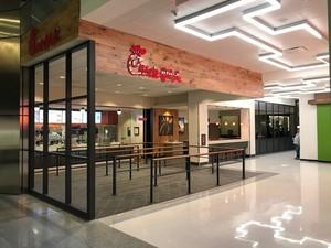 Dallas/Fort Worth Intl Airport (DFW) -Terminal D